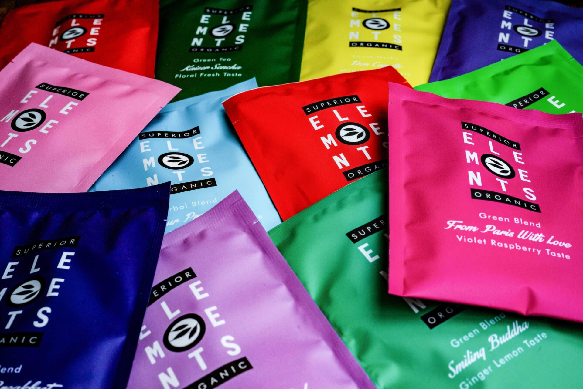 Branding Photography for alveus Premium Teas*